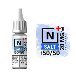 Booster aux sels nicotine