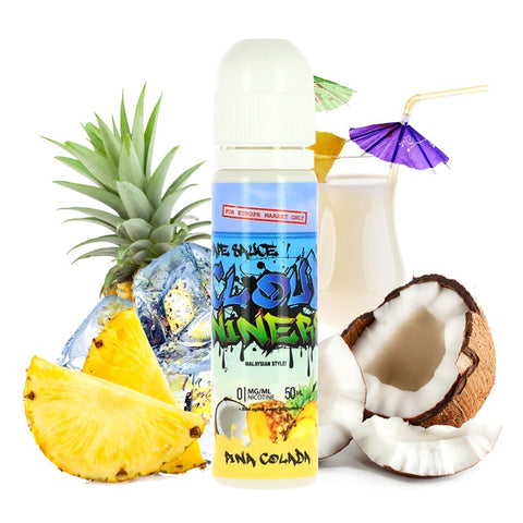 Pina colada 50ml Cloud niners