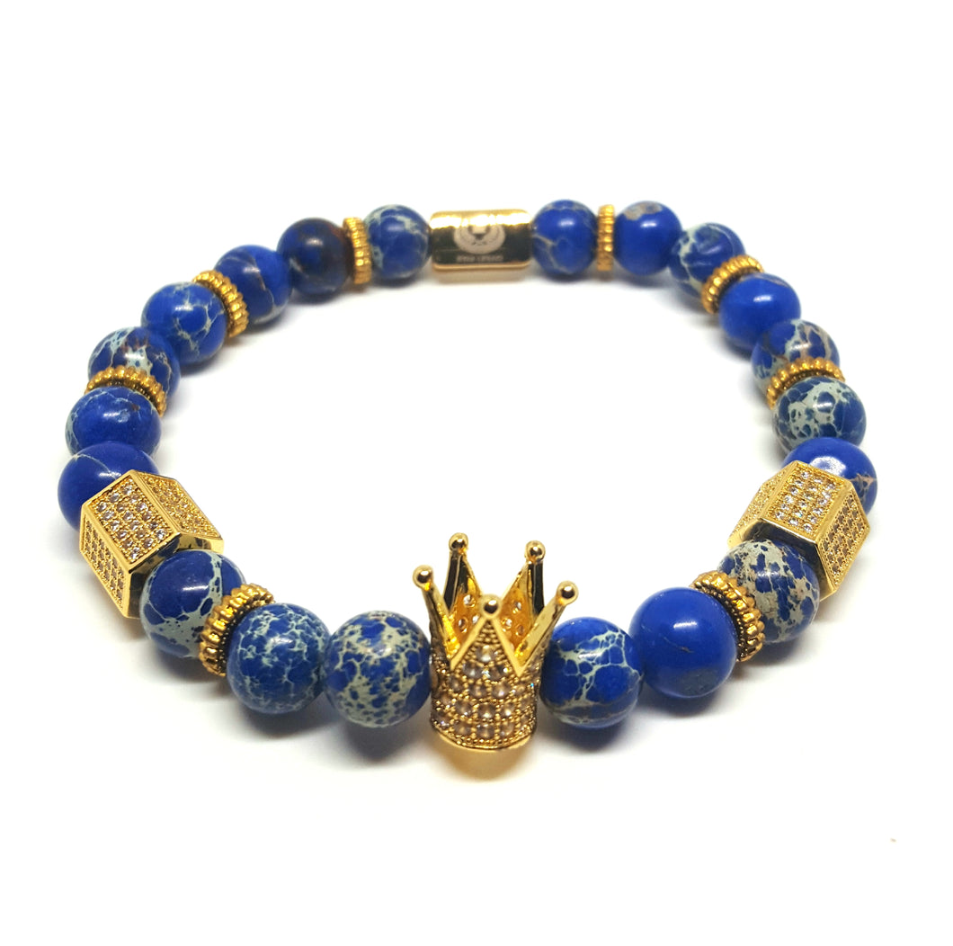 BLUE  IMPERIAL CROWN