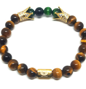 McCain/Tiger eye