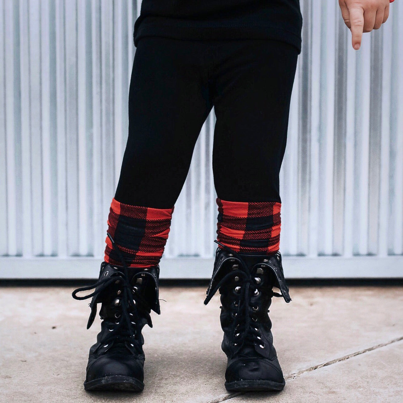 RTS Plaid Adrina Leggings