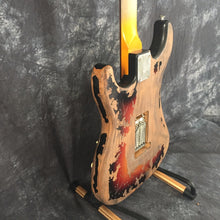 Firehawk Electric Guitar! New AND Handmade SRV Retro Relic! Selling Fast!!