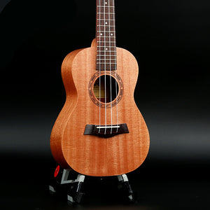 23 Inch 18 Frets Mahogany Ukulele Hawaiian Four String Guitar for Both Adults & Children. Great For Beginners!