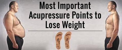 #1 Acupressure Slimming Insoles - Magnet Therapy