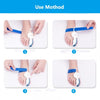 1 Pair Silicone Toes Thumb Eversion Corrector