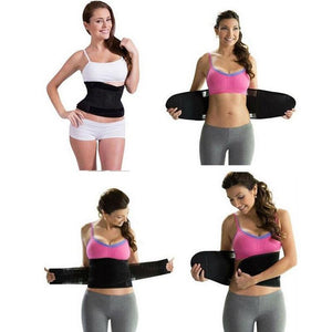 Slimfit Waist Shaper - Instant Slimming And Back Support