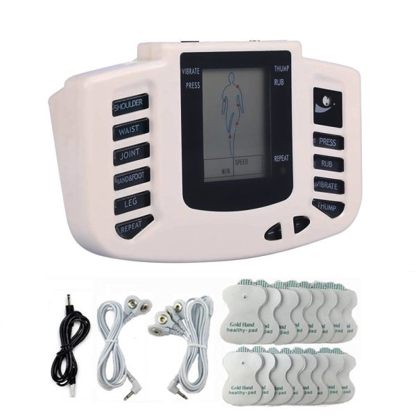 Best Tens Unit Health Care Electronic Body Slimming Pulse Massage For Muscle
