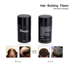 Hair Building Fibers Keratin Hair Building Styling Powder Hair Loss Concealer Blender