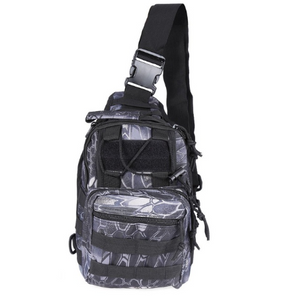 Outdoor Backpack For Hiking And Heavy Duty