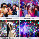 7 Colors Christmas Party LED Light
