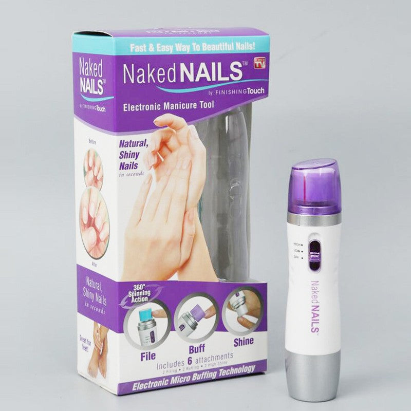 Naked Nails - Electronic Manicure Tool