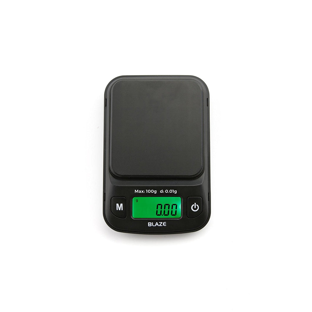 Digital Mini Scale 100g x 0.01g Black
