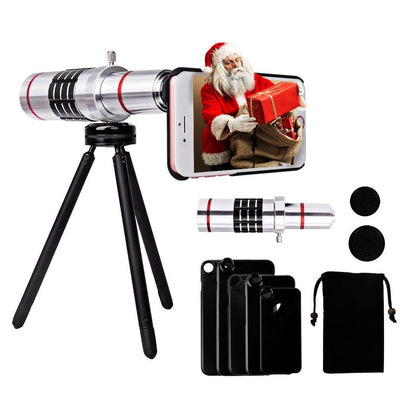 HD 18X  Zoom Lens - (FREE Shipping Worldwide) - Most Buy Pack Of 3 & Save 85%