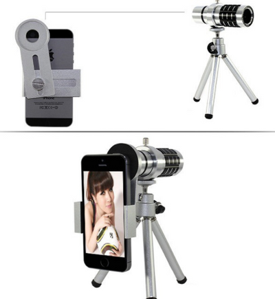 The HD Zoom-X Camera Lens