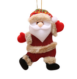 Christmas Decoration Hang Santa Claus