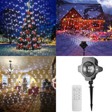 Led Christmas Lights Displays Projector Show