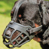 Dog Muzzle Soft Basket Silicone Muzzles for Dog