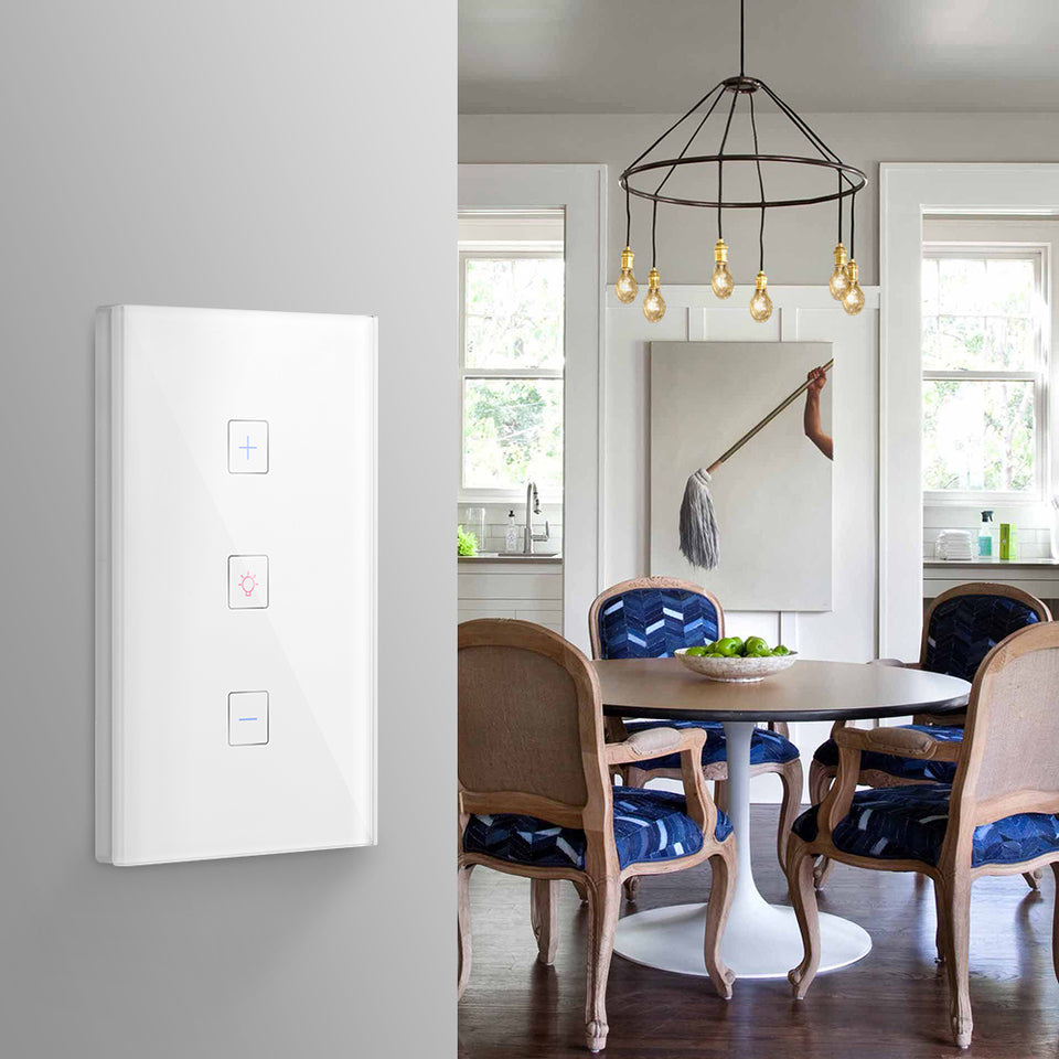 Wall Touch Light Smart Switch Wireless Control
