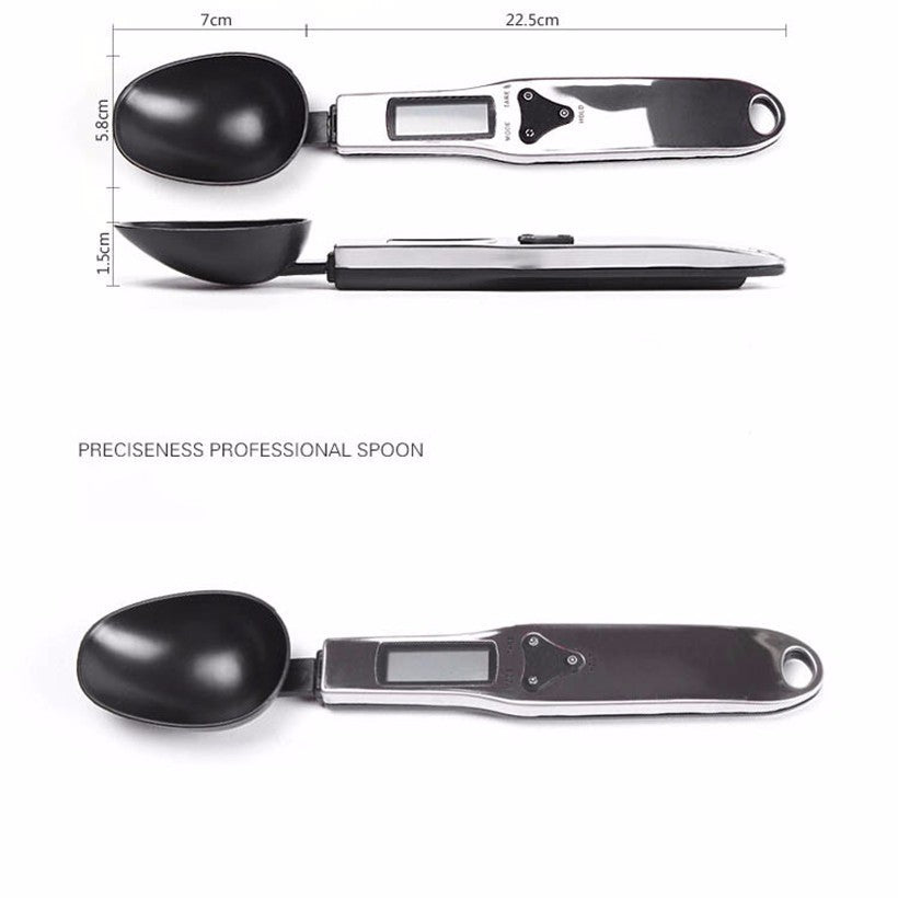 Electronic Portable Digital LCD Kitchen Measuring Spoon
