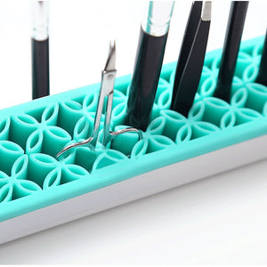 Silicon Gel Makeup Box Rack
