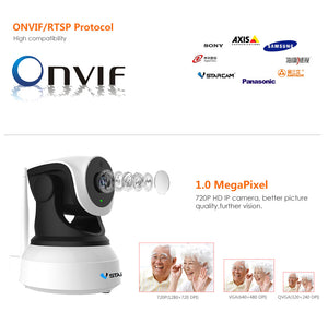 HD Video Surveillance Camera CCTV IP Camera Wireless IR Plus Night Camera