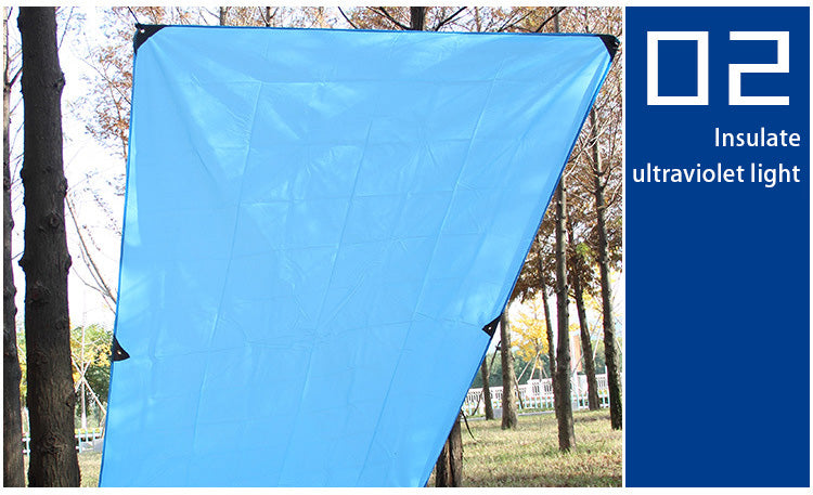 Ultralight Sun Shelter Camping Mat Beach Tent
