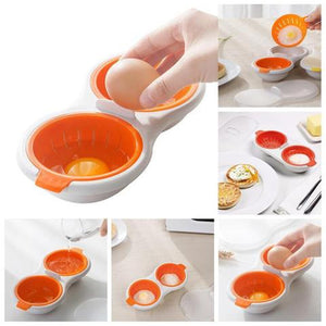 Easy Cooking Tool Microwave Egg Cooker