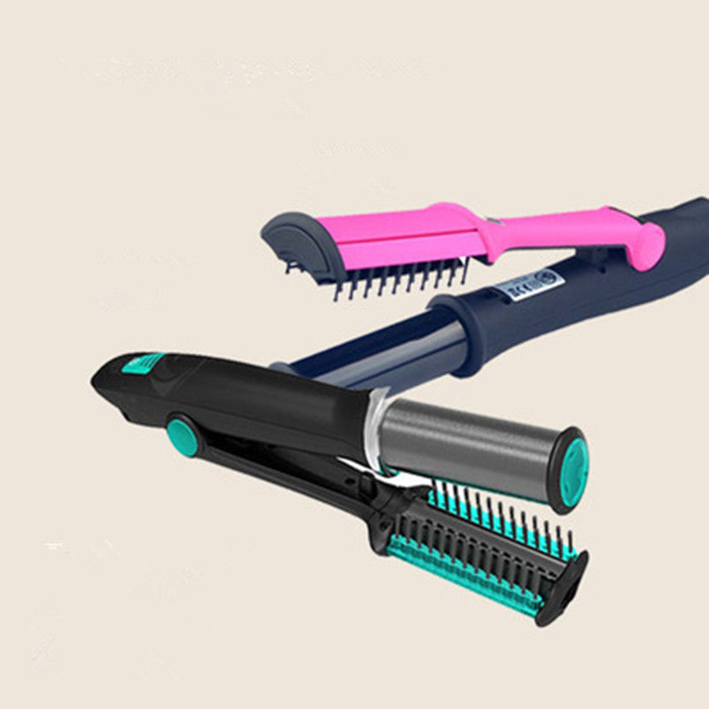HairStyler Wet To Dry Rotating Styling Iron 360