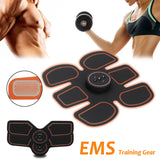 Chargeable Ultimate Abs Stimulator