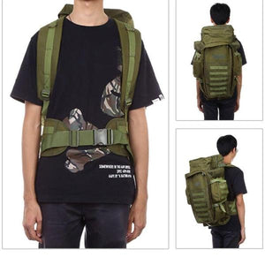 60L Outdoor Hunting ,Camping,Trekking,Traveling,Hiking Backpack