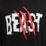 Beauty & Beast Hoodies