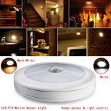 Smart LED Light Sensor Night Light