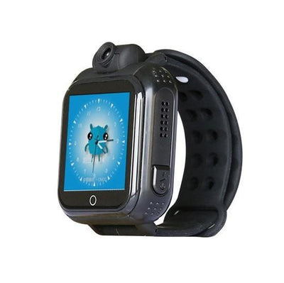 Smart GPS Watch Anti-Lost Kids Wristwatch-Color Touch Screen & Camera