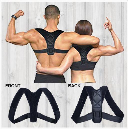 Posture Corrector Back Brace  Clavicle Shoulder Support