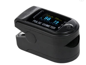 Digital Pulse Reading Fingertip Oximeter