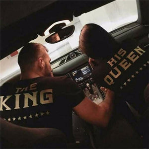 King Queen Star Edition T-shirts