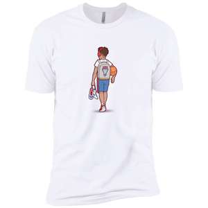 """Backpack kid"" Boys T-Shirt"