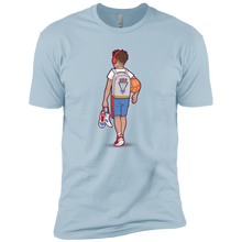 """Backpack Kid"" Short Sleeve T-Shirt"