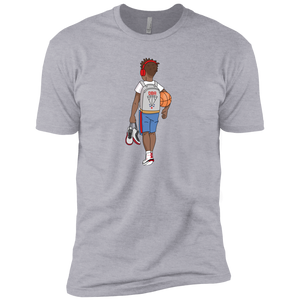 """BackPack-Kid"" Mens' Tee"