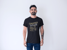 Men's cotton crew Chopper – Garage T-Shirt Printify