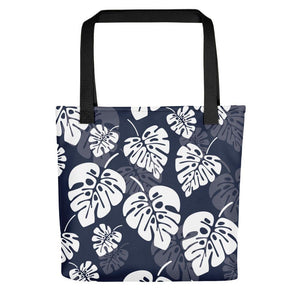 Leaf printed stylish tote bag Stoneage Fashion Club Default Title