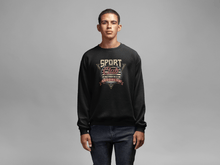 Men's Heavy Blend™ Crewneck Sweatshirt - Sports Club Brooklyn Sweatshirt Printify