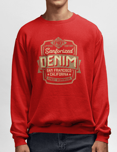 Men's Heavy Blend™ Crewneck Sweatshirt Sweatshirt Printify
