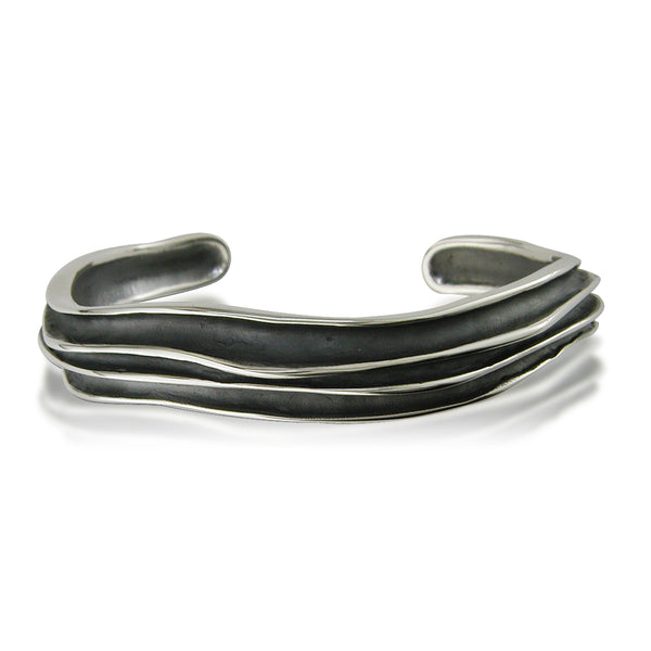 Thin Waves Cuff