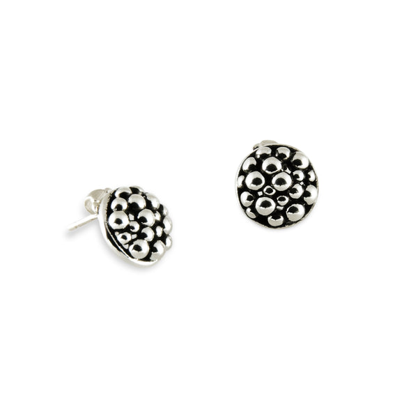 Rain Drop Stud Earrings