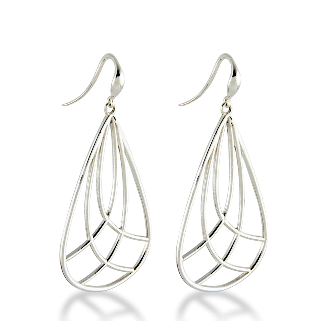 Pear Wire Dangles