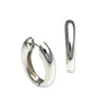 Large U Shaped Snap Hoops