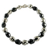 Classic Baroque Beads with Hematite