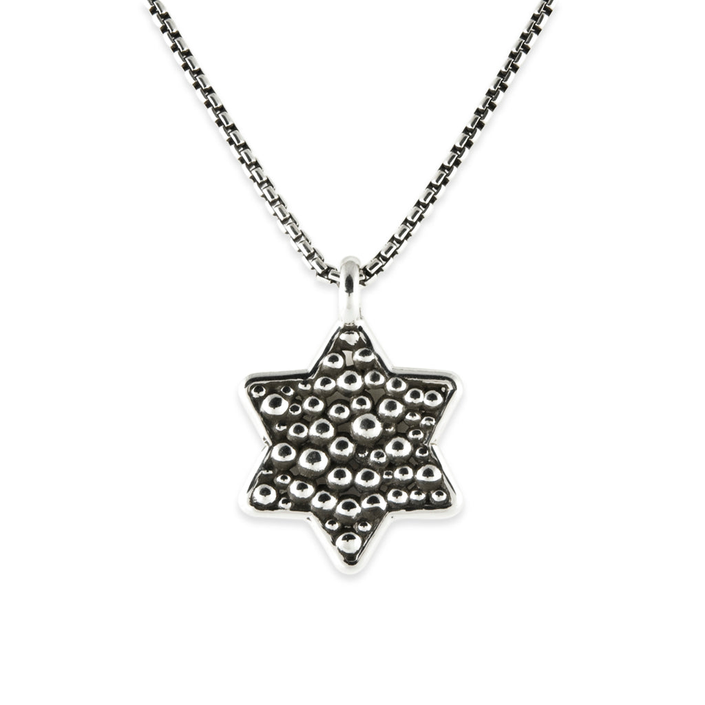 Rain Drop Star of David