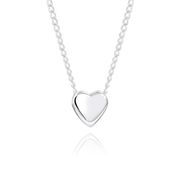 Tiny Heart Pendant